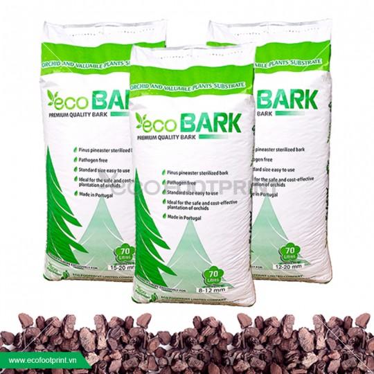 Eco Bark Pine Bark 70 Litres